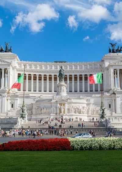 a ROMA per lo Shopping di...