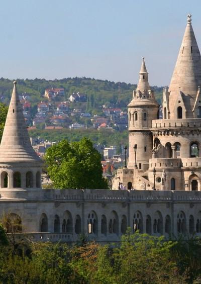 BUDAPEST & il LAGO di...